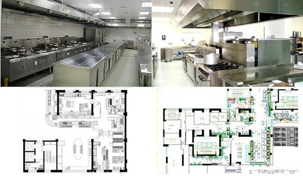 厨房设备工程设计-上海万康餐饮管理有限公司